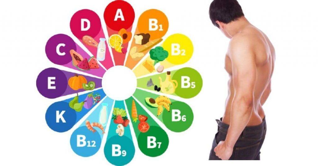 bărbat activ sexual după ce are vitamine
