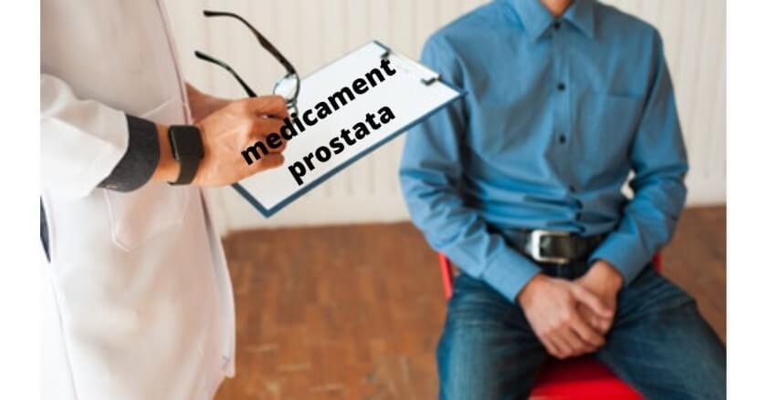 Medic Recomandând Medicamente Pentru Prostată